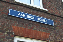 House name sign