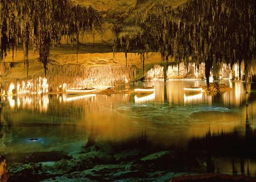 La excursión a las Cuevas del Drach