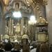 Maestro Altieri dirigiendo al ensamble coral en la Catedral de Puebla