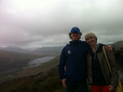Robb and Suzanne, Connemara National Park