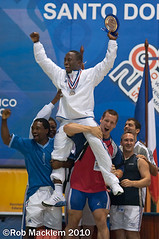 Dabaya Vencelas FRA 69kg Santo Domingo< Dominican Republic