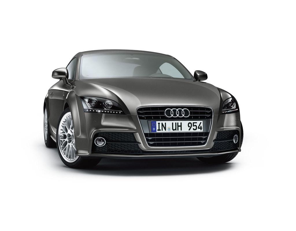 Audi Tts Couperoadster In Daytona Grey Pearl Effect Flickr