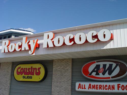 Rocky Rococo: The Robin's Choice!!