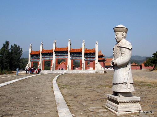 Jingling, Eastern Qing Tombs