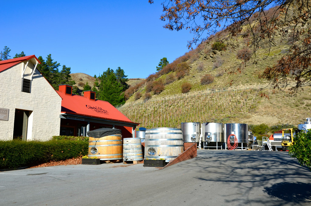 Gibbston Valley Cheesery and Winery