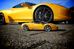 Ferrari 458 Italia carwrap