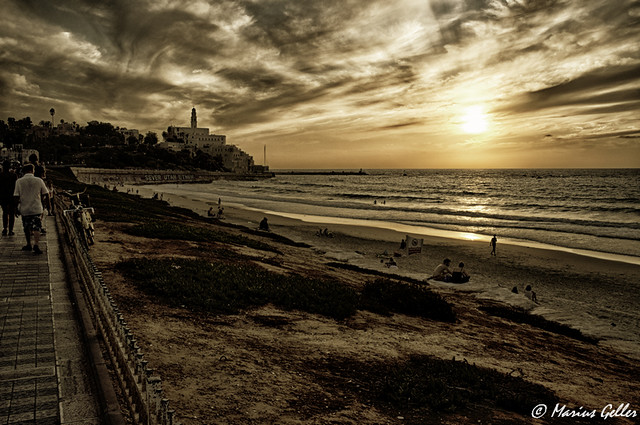 Tel Aviv - At Sunset (3)