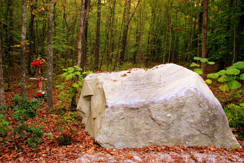 Patsy Cline Plane Crash Site