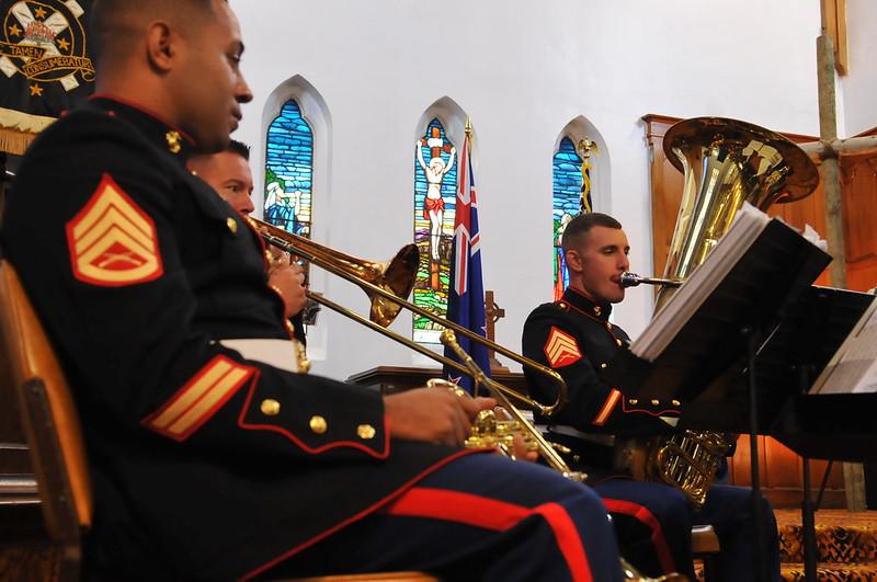 10th Anniversary of 9-11. Commemoration Service