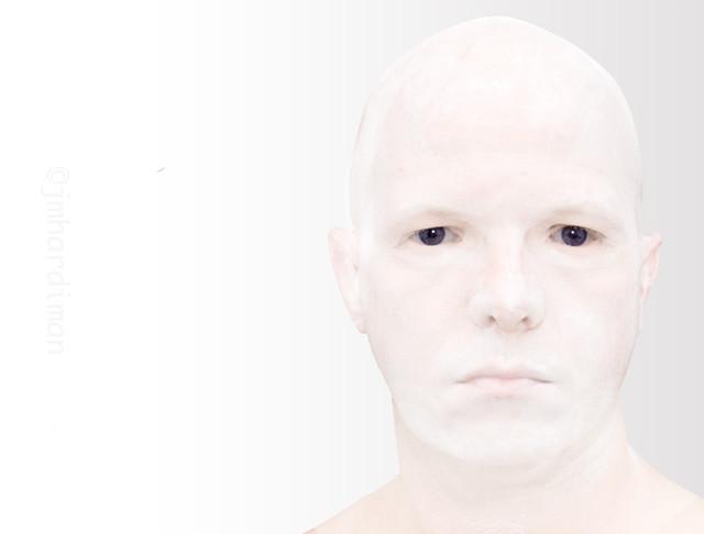 Self in White