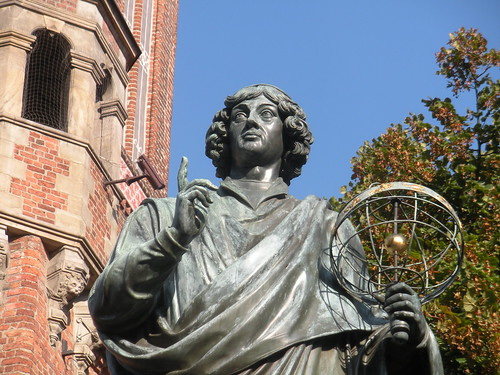 Photo:Nicolaus Copernicus By:Jason Riedy