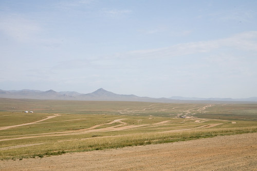 rally mongol 2011