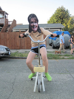 Sarah Palin Campaigning in Seattle at NEPO House 5K