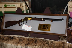 Auction Item: Henry Rifle