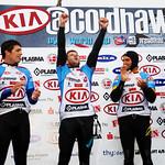 Announcing the winners, 2011 KIA @coldhawaii PWA World Cup, #coldhawaii