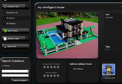 diegobee44_minifig_house_challenge by Brick~Busters
