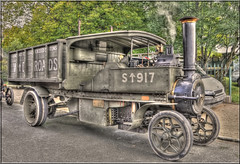 STEAM POWERED WAGON