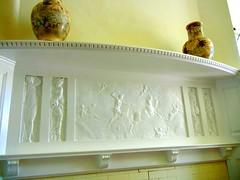 Decoration, Katrina's bedroom, Yaddo