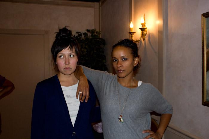 Serious Cousins.