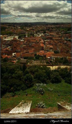 city cidade castle portugal landscape town view d castelo vista joão leiria paço i mygearandme mygearandmepremium mygearandmebronze