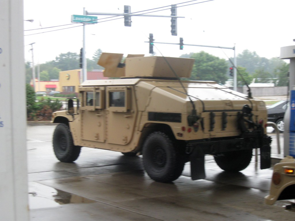FED - U.S. Army Humvee