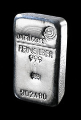 100g Silver Bars at Bullion By Post