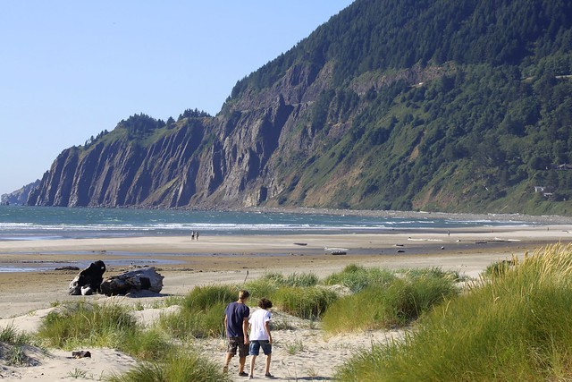 Oregon coast scenery 1 flickr photo sharing - Beautiful panoramic view house to take full advantage of the scenery ...