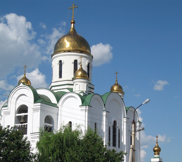 Orthodox church, Tiraspol