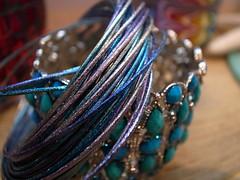 art, turquoise, turquoise, jewellery, bangle, bracelet, blue, bead,