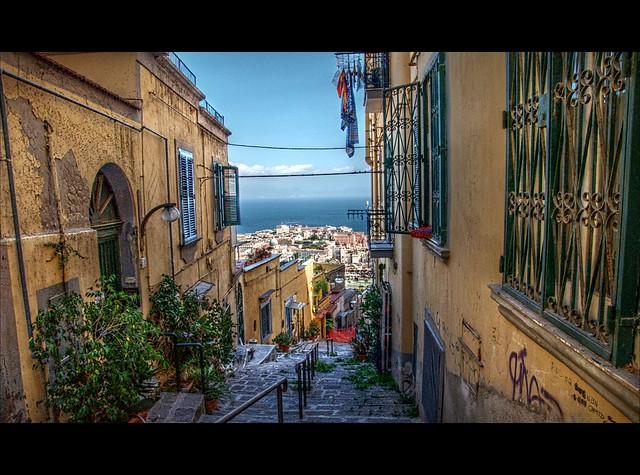 Napoli - Gradoni del Petraio