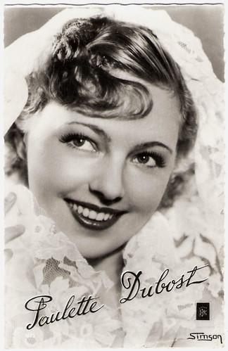 Paulette Dubost (1910 - 2011)