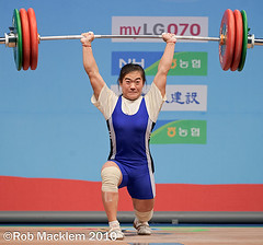 Maneza Maiya KAZ 63kg sets new World Record in CJ 141kg