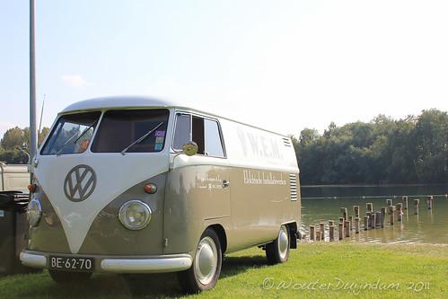 BE-62-70 Volkswagen Transporter bestelwagen 1958