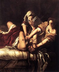 ArtemisiaGentileschi-Judith-Slaying-Holofernes-1612-21