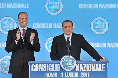 Pdl Sicilia: Berlusconi capolista al Senato, Alfano alla Camera$