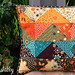 FAll Zig Zag Pillow