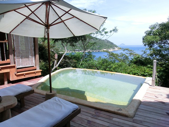 View from Hill Top Villa No.07 - Six Senses Ninh Van Bay