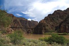 The Wire Bridge and the Colorado