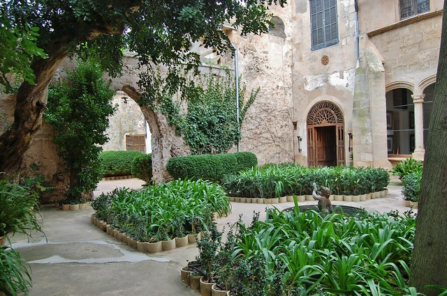 Jardins palau del rei sancho can mirab valldemosa 1402 - Jardins del palau ...