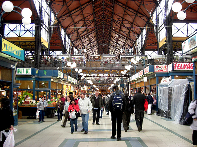 Központi vásárcsarnok, Budapest