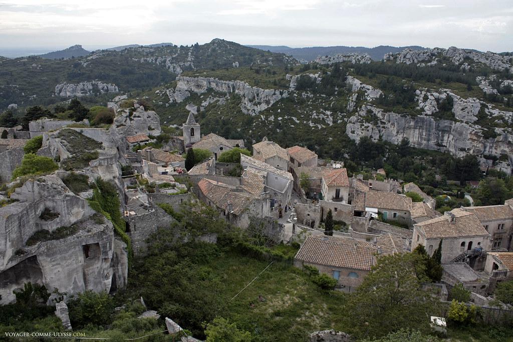 Les baux de provence voyage au moyen ge - Office de tourisme les baux de provence ...
