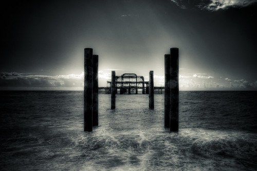 the skeleton pier