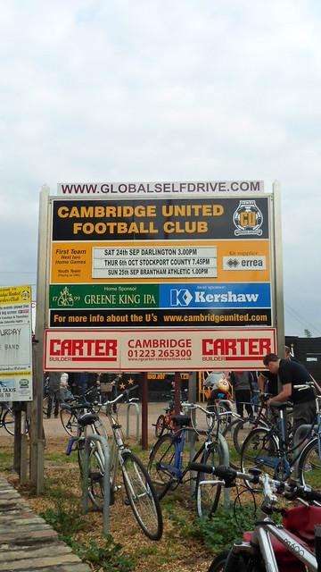 Cambridge United v Darlington