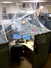 Halloween Cubicle 2011