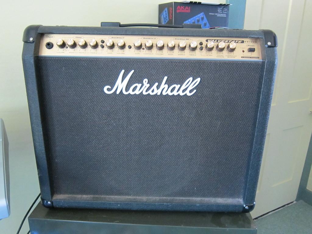 marshall lead 12 3005 mini stack blackheart hands harmony central. Black Bedroom Furniture Sets. Home Design Ideas