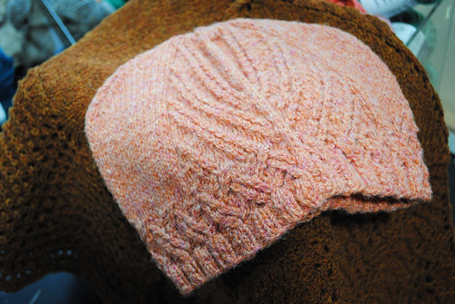 Ballyragget Twisted Stitch Hat