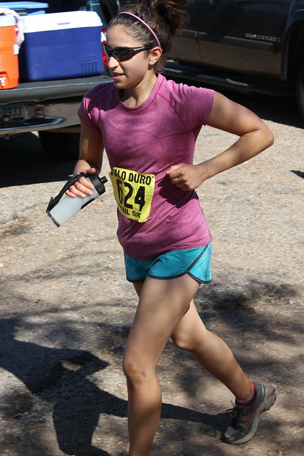 2011 Palo Duro 50K Trail Race