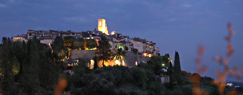 St Paul (twilight), France