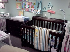 Buying the baby crib