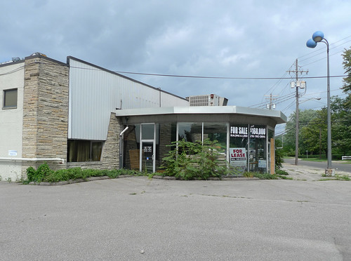 former car dealership (asking price $168,000)